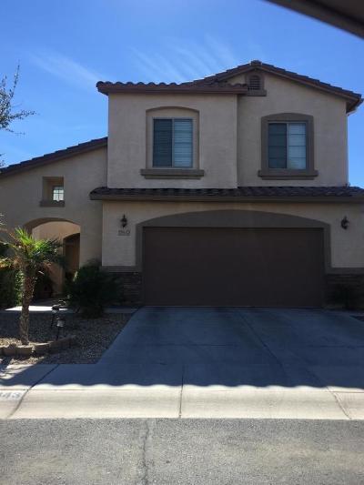 Buckeye Single Family Home For Sale: 25843 W Pleasant Lane