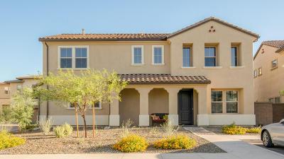 Phoenix Single Family Home For Sale: 2427 W Gloria Lane