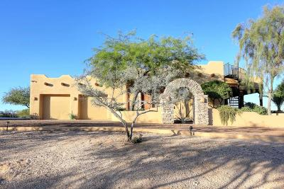 Rio Verde Foothills Single Family Home For Sale: 13844 E Windstone Trail