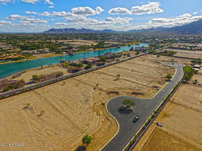 Queen Creek AZ Residential Lots & Land For Sale: $215,000