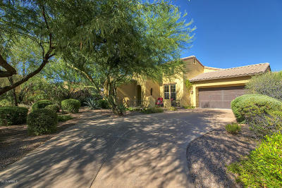 Scottsdale Single Family Home For Sale: 17819 N 93rd Place
