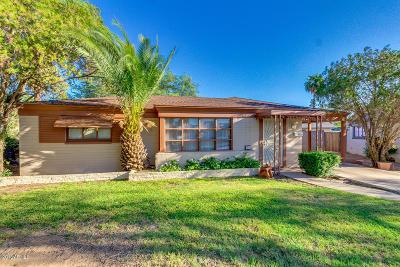 Phoenix Single Family Home For Sale: 331 W Montecito Avenue