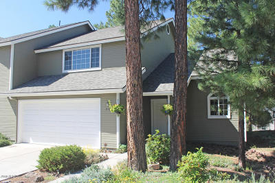 Flagstaff Condo/Townhouse For Sale: 2181 S Linmar Court