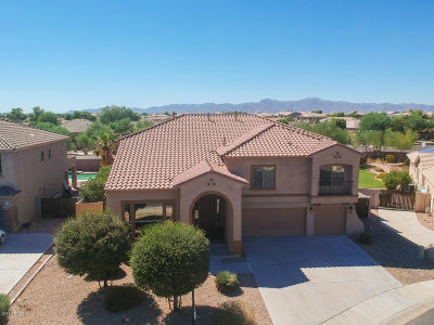 Goodyear Single Family Home For Sale: 4558 N 153rd Lane