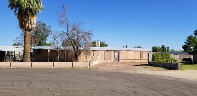 Peoria Residential Lots & Land UCB (Under Contract-Backups): 6734 W Zoe Ella Way