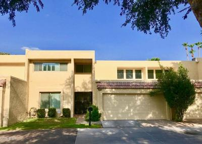 Phoenix Condo/Townhouse For Sale: 6218 N 21st Drive