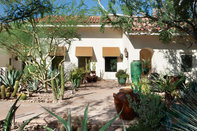 Paradise Valley Single Family Home For Sale: 5609 N Camino Del Contento
