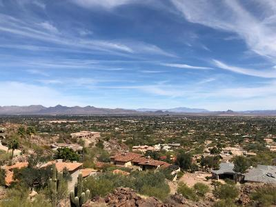Paradise Valley Residential Lots & Land For Sale: 6022 E Cholla Lane