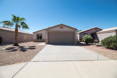 Apache Junction Single Family Home For Sale: 1451 W Mesquite Avenue