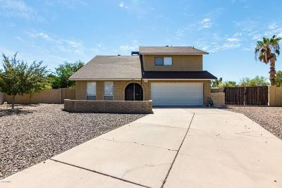 Glendale AZ Single Family Home For Sale: $320,000