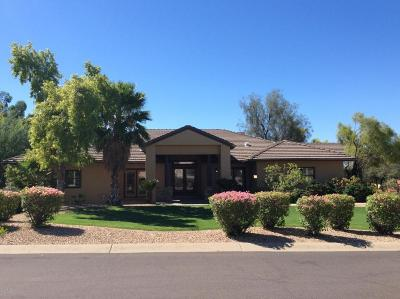 Scottsdale Single Family Home For Sale: 10423 E Corrine Drive