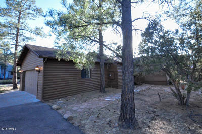 Overgaard AZ Single Family Home For Sale: $299,900