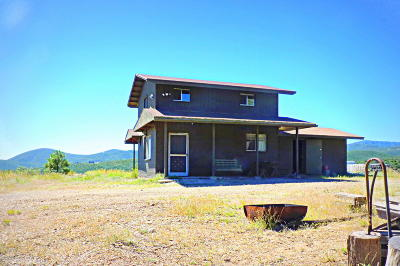 Dewey, Humboldt Single Family Home For Sale: 9101 E Iron King Road