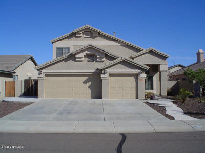 Single Family Home For Sale: 6816 W Bronco Trail