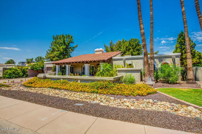 Tempe AZ Single Family Home For Sale: $550,000