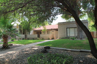 Phoenix Single Family Home For Sale: 1741 W Laurie Lane