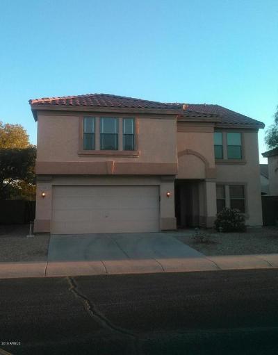 Casa Grande Single Family Home For Sale: 532 W Palo Verde Street