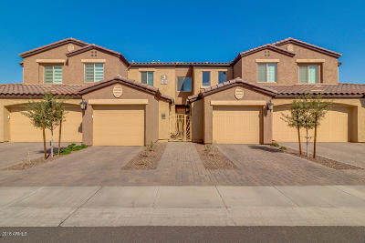 Chandler Condo/Townhouse For Sale: 250 W Queen Creek Road #209