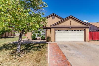 Chandler  Single Family Home UCB (Under Contract-Backups): 676 E Estrella Drive