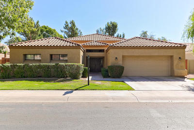 Scottsdale Single Family Home For Sale: 4703 N 84th Way