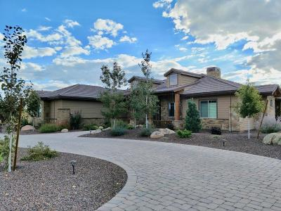 Payson, Pine, Pinedale, Pinetop, Lakeside, Show Low, Strawberry, Flagstaff, Munds Park, Prescott, Prescott Valley, Happy Jack, Sedona Single Family Home For Sale: 9939 N American Ranch Road