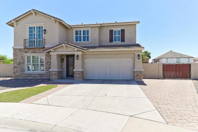 Chandler Single Family Home For Sale: 3102 S Cottonwood Court