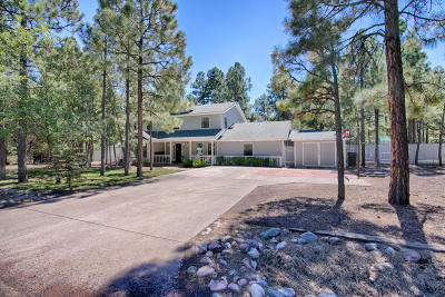 Lakeside Single Family Home For Sale: 4997 High Drive
