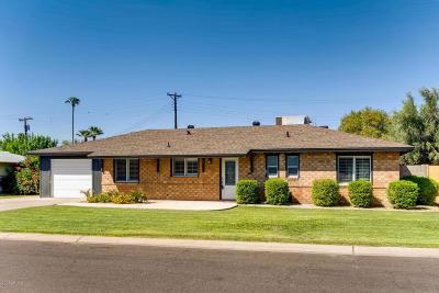 Phoenix Single Family Home For Sale: 3114 E Coolidge Street