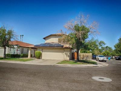 Phoenix Single Family Home For Sale: 10006 W Montecito Avenue