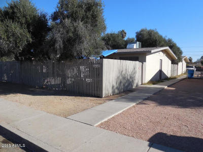 Phoenix Multi Family Home For Sale: 2239 28th Place