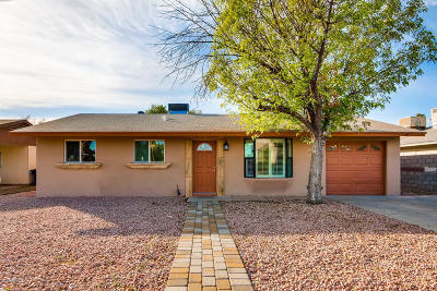 Mesa Single Family Home For Sale: 607 W 8th Avenue
