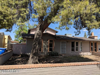Mesa Single Family Home For Sale: 522 E 10th Drive
