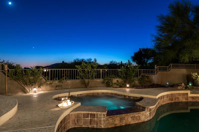 Apache Junction, Chandler, Gilbert, Mesa, Phoenix, Queen Creek, Scottsdale, Tempe Single Family Home For Sale: 24508 N 111th Place