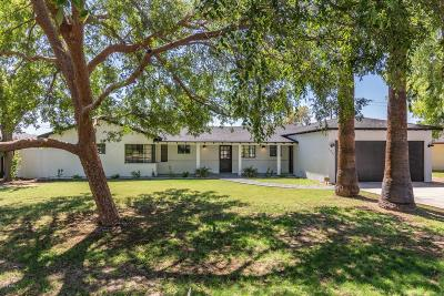 Phoenix Single Family Home For Sale: 1251 W Solano Drive