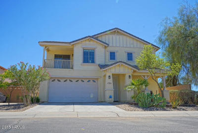 Casa Grande Single Family Home For Sale: 1351 E Colorado Loop