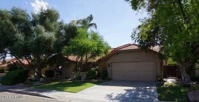 Chandler Single Family Home For Sale: 5617 W Frye Road