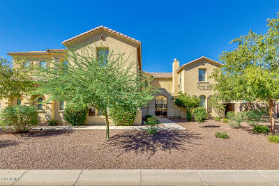 Laveen Single Family Home For Sale: 4516 W Coplen Farms Road