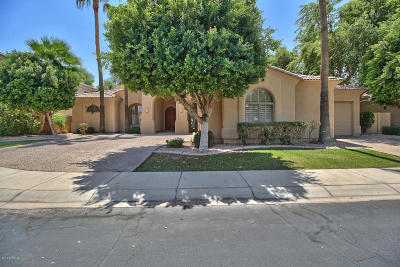 Chandler Single Family Home For Sale: 631 W Azalea Drive