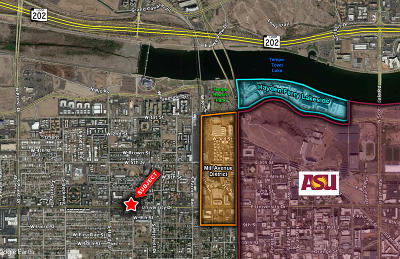 Tempe Residential Lots & Land For Sale: 800 W University Drive