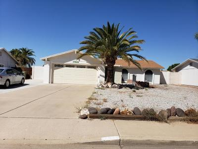 Glendale AZ Single Family Home For Sale: $245,000