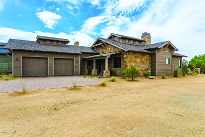 Prescott AZ Single Family Home For Sale: $673,500