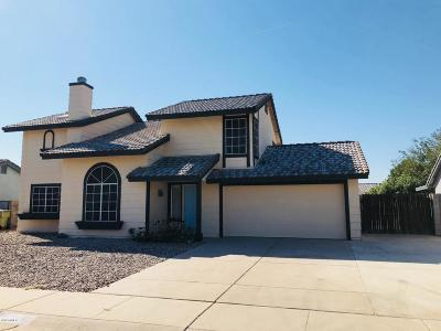 Glendale AZ Single Family Home For Sale: $275,000