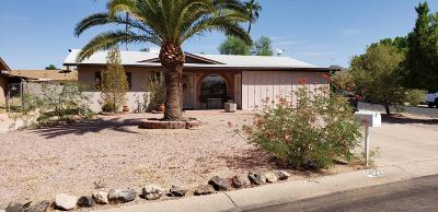Single Family Home For Sale: 9022 E Gary Lane