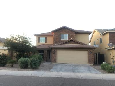 Phoenix Single Family Home For Sale: 2758 W Chanute Pass