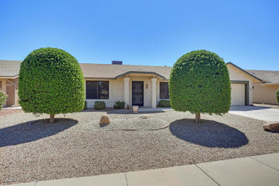 Sun City West Rental For Rent: 19911 N 146th Way