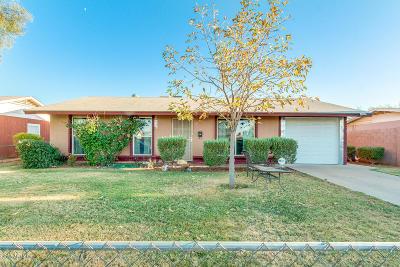 Phoenix Single Family Home For Sale: 8827 W Heatherbrae Drive