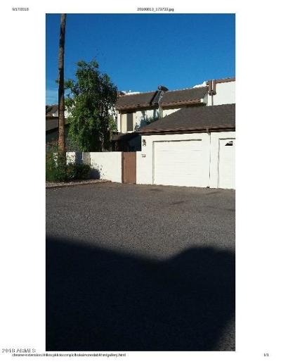 Mesa Condo/Townhouse For Sale: 2208 W Lindner Avenue #8
