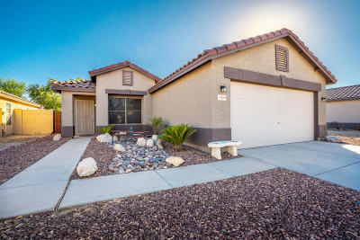 Surprise Single Family Home For Sale: 15633 W Acapulco Lane