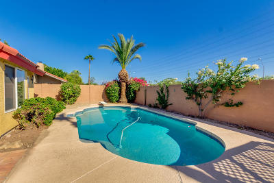 Scottsdale Single Family Home For Sale: 11121 E Becker Lane