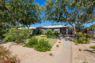 Phoenix Single Family Home For Sale: 702 W Virginia Avenue